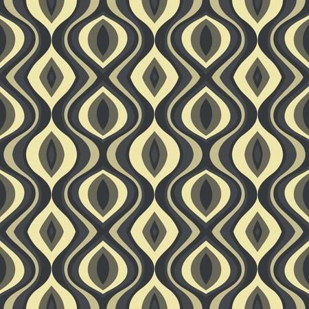 carpet design: abstract ethnic seamless background illustration Illustration