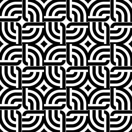 modern: abstract ethnic seamless background illustration Illustration