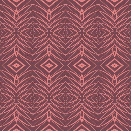 repetition: abstract ethnic seamless background illustration Illustration