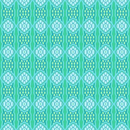 abstract ethnic seamless background illustration Stock Vector - 13729133