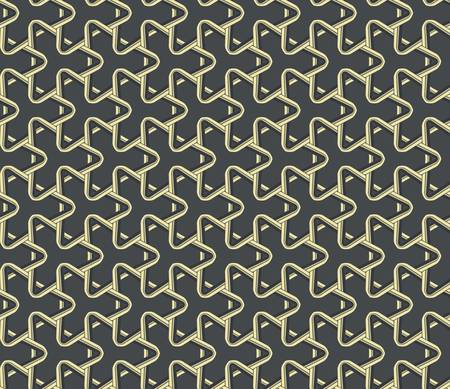 textiles: abstract fabric vector seamless background. Vector illustration Illustration