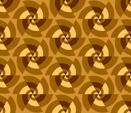 modern: abstract pattern wallpaper seamless background  Vector illustration Illustration