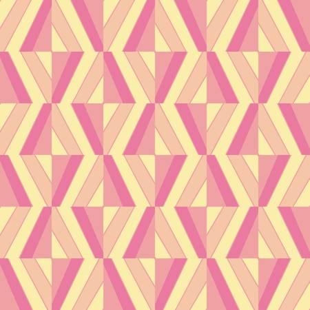 geometric design: abstract pattern wallpaper seamless background  Vector illustration Illustration