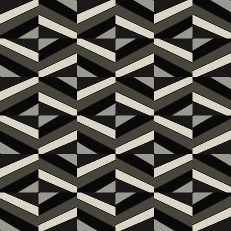 abstract pattern wallpaper seamless background  Vector illustration Stock Illustratie