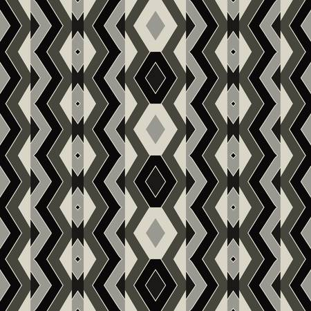 abstract pattern wallpaper seamless background  Vector illustration Illustration