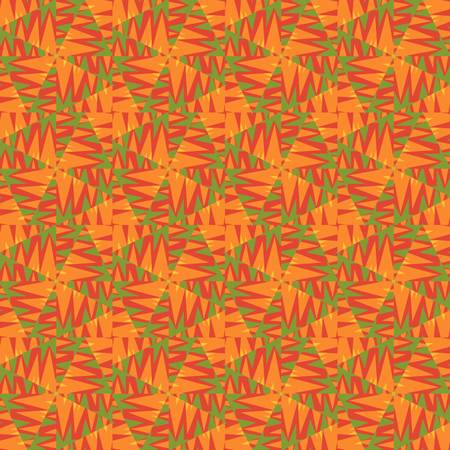 abstract vintage geometric wallpaper pattern seamless background Stock Vector - 15425972