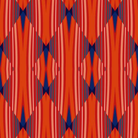 textiles: abstract pattern wallpaper seamless background Illustration