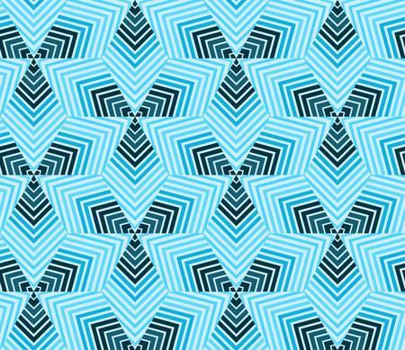 abstract patroon wallpaper naadloze achtergrond Vector Illustratie