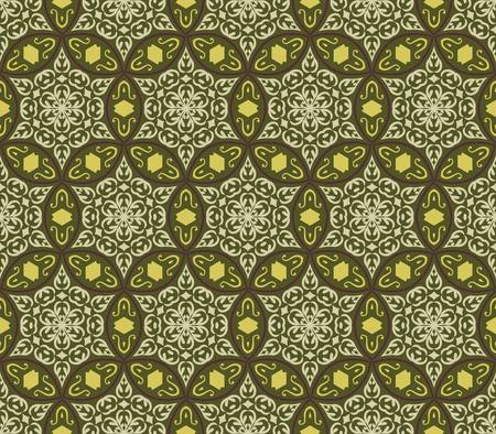 abstract pattern wallpaper seamless background Vector