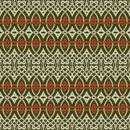 abstract pattern wallpaper seamless background  Vector illustration Vector