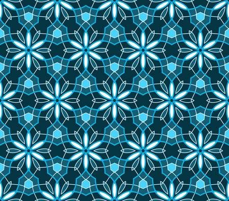 abstract pattern wallpaper seamless background  Vector illustration Stock Vector - 14593500