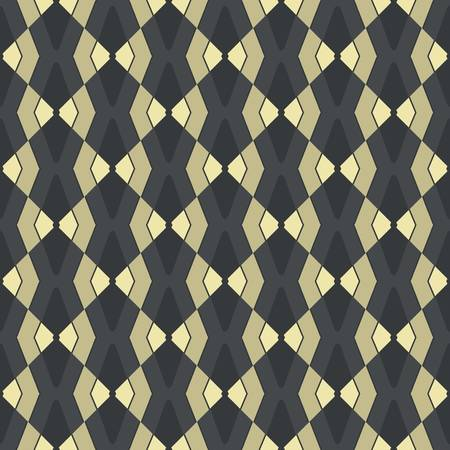 abstract pattern wallpaper seamless background  Vector illustration Stock Vector - 14623590