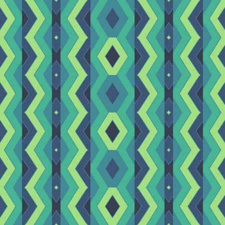 abstract vintage geometric wallpaper pattern seamless background  Vector illustration Stock Vector - 15425973