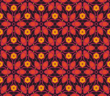 symmetric: abstract pattern wallpaper seamless background