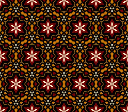 abstract vintage pattern wallpaper seamless background   Illustration