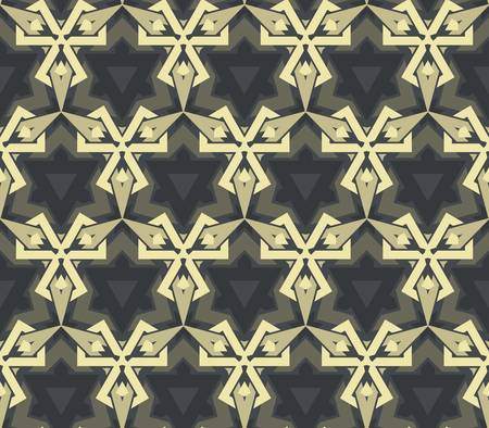 abstract vintage pattern wallpaper seamless background  Vector illustration Stock Vector - 14776560
