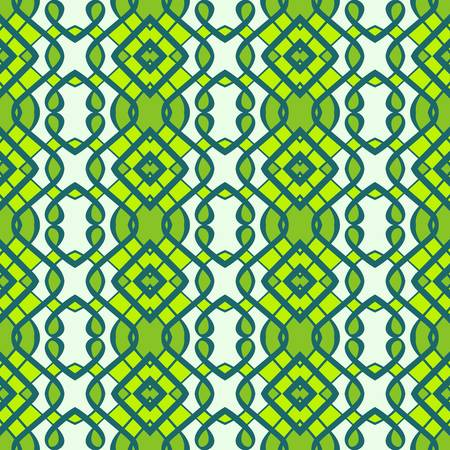 fashion design: abstract vintage pattern wallpaper seamless background  Vector illustration