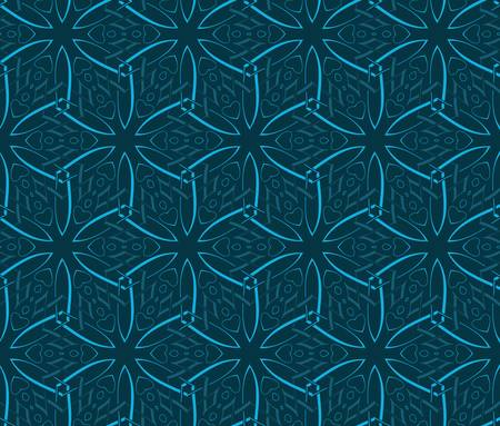 abstract vintage pattern wallpaper seamless background Stock Vector - 14872895