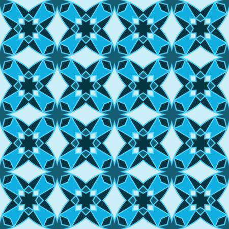 style: abstract vintage geometric wallpaper pattern seamless background  Vector illustration