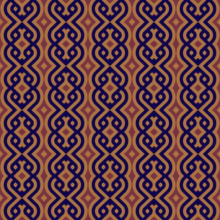 repetition: abstract vintage geometric wallpaper pattern seamless background