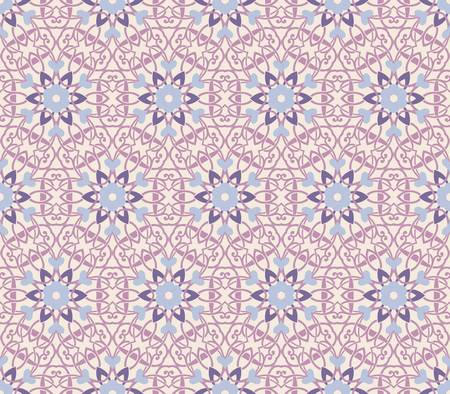 african fabric: abstract vintage geometric wallpaper pattern seamless background