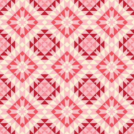 celtic background: abstract vintage geometric wallpaper pattern seamless background  Vector illustration
