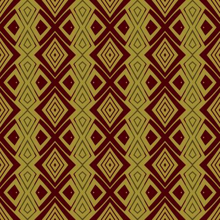 repetition: ethnic modern geometric seamless pattern ornament background print design