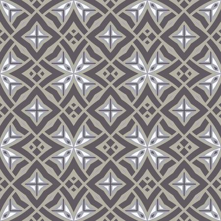 ethnic modern geometric seamless pattern ornament background print design Stock Vector - 15976813