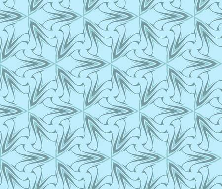 froze: ethnic modern geometric seamless pattern ornament background print design