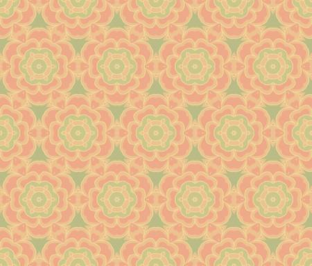 ethnic modern geometric seamless pattern ornament background print design Vector