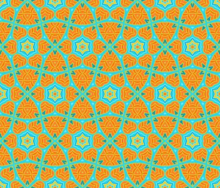 antique wallpaper: ethnic modern geometric seamless pattern ornament background print design