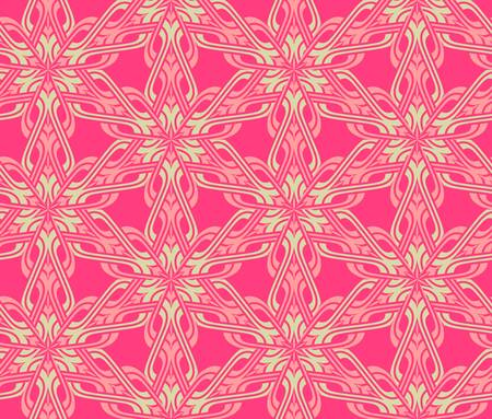 modern geometric seamless pattern ornament background print design Stock Vector - 16449990