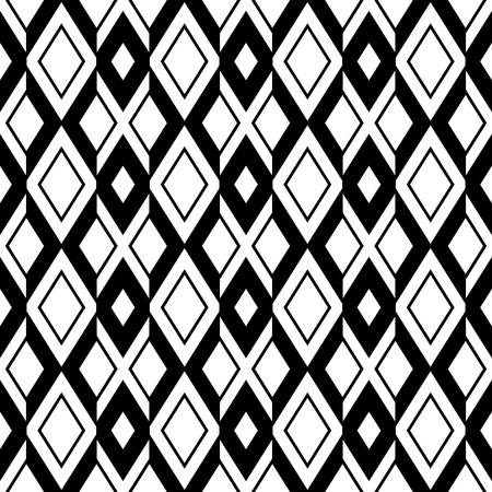 modern geometric seamless pattern ornament background print design Vector