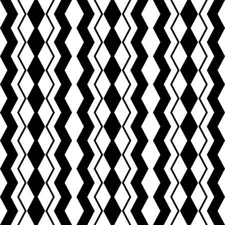 ethnic modern geometric seamless pattern ornament background print design Vector