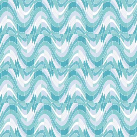 christmas seamless pattern: winter modern geometric seamless pattern ornament background print design Illustration