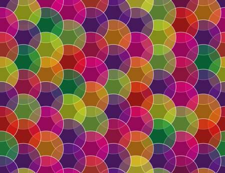 geometric seamless pattern ornament background print design Stock Vector - 19139572