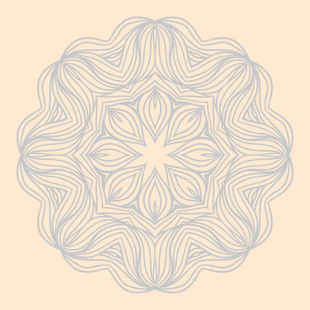 mandala: Mandala  Round Ornament Pattern  Element for design  Illustration