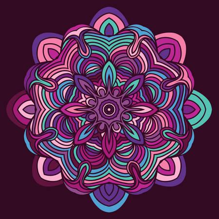 celtic pattern: celtic knot doily round lace floral pattern card, circle, mandala, amulet