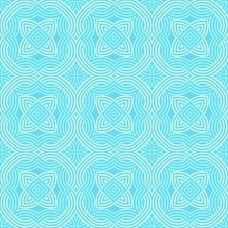 papel tapiz turquesa: ethnic modern geometric seamless pattern ornament background print design