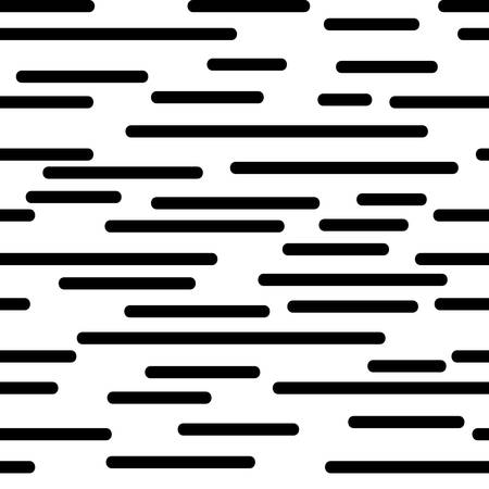 Vector seamless pattern with chaotic smoth line