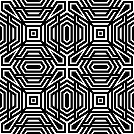celtic background: geometric seamless pattern