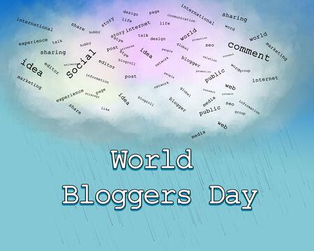 Blogger Day photo