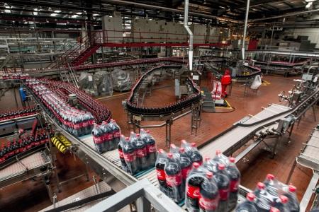 The Cola beverages Ukraine