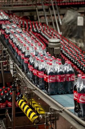 packaging industry: The Cola beverages Ukraine