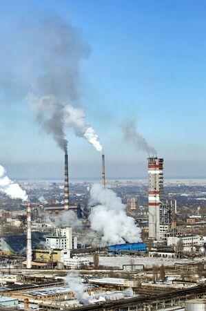 fertilizer: Nitrogen chemical plant