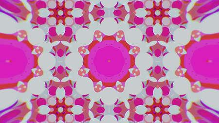 circulos concentricos: Fondo gráfico caleidoscópico pintado colorido abstracto. Patrón de telón de fondo hipnótico psicodélico futurista con textura