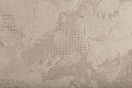 Raw or bare concrete wall, shot with panel seam lines perpendicular to image dimension.