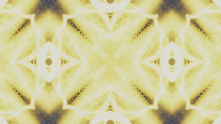 Abstract kaleidoscope background. Beautiful multicolor kaleidoscope texture. Unique and inimitable design. Geometrical symmetrical ornament.