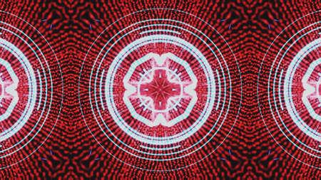 Abstract kaleidoscope background. Beautiful multicolor kaleidoscope texture. Unique and inimitable design. Geometrical symmetrical ornament 版權商用圖片