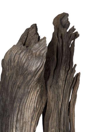 Beautiful handmade carved oak sculpture. Old bog oak.